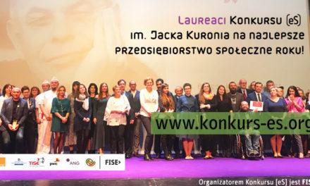 Laureaci 8. edycji Konkursu [eS] im. Jacka Kuronia
