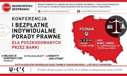 Projekt Stowarzyszenia Stop Bankowemu Bezprawiu