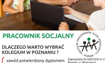 Nabór na pracowników socjalnych
